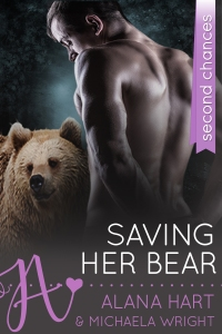 Saving Her Bear by Alana Hart and Michaela Wright